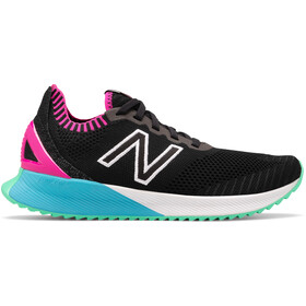 New Balance FuelCell Echo Schoenen Dames, black/pink/blue